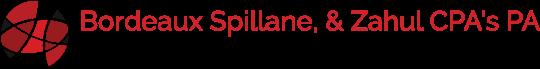 Bordeaux Spillane, & Zahul CPA's PA Logo